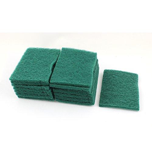 eponge-cuisine-bol-plat-lave-propre-recurer-nettoyage-dosettes-15-pieces-vert