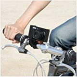 Bicycle Mount for Kodak Playsport Zx3 Waterproof HD Pocket Video Camera - Works with Helmet, Bike and Bicycle - COMPATIBLE With All Kodak Models - Colour : Blue - AAA Products