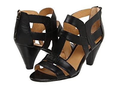 Nine West Forgethim Womens Dressy Sandals Black Le 8.5