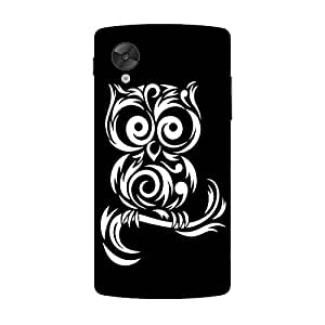 Back cover for Nexus 5 Owl
