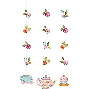 Charmed Celebrations Tea Time Hanging Cutouts