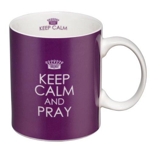 """""""Keep Calm And Pray"""" Mug"""