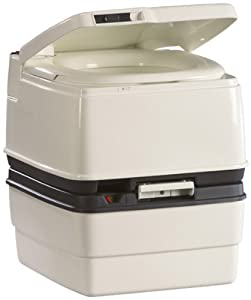 Amazon.com: Thetford 25110 Porta Potti 465 MSD Electric Flush Portable
