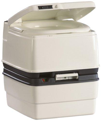 Thetford 25110 Porta Potti 465 MSD Electric Flush Portable MarineToilet