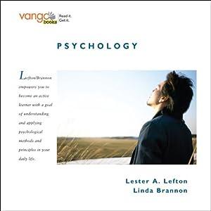 VangoNotes for Psychology | [Lester Lefton, Linda Brannon]