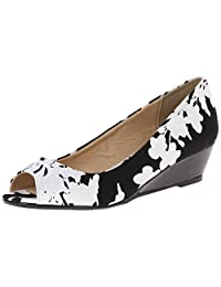 CL by Chinese Laundry Women's Hartley Floral PR Wedge Pump