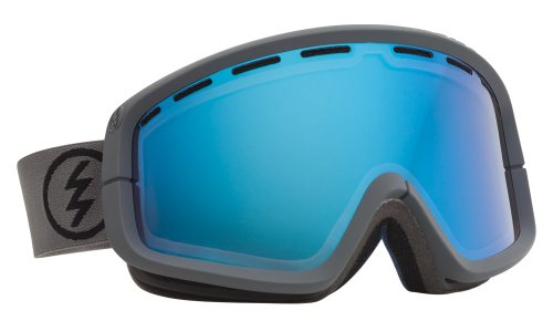 Electric Egb2 Snow Goggle, Dagger, Grey/Blue Chrome