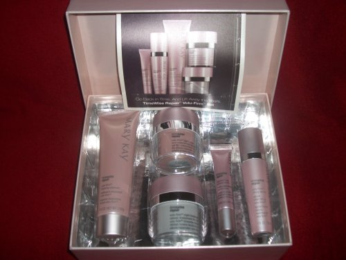 New Mary Kay TimeWise Repair Volu-Firm 5 Product Set Adv Skin Care Full Size (Large)