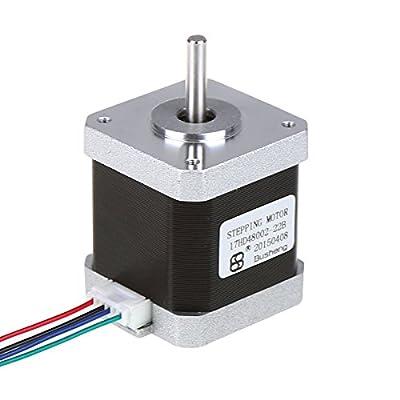 10 stepper motor control by one arduino board for Stepper motor torque control