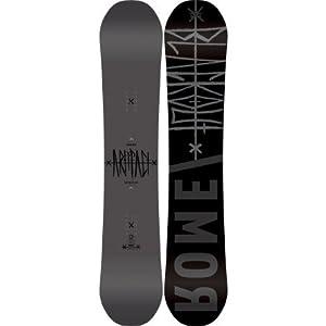 Rome Artifact Snowboard Park Pipe Jib Freestyle True Twin - New 2014 (147)