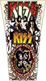 Kiss Color Tattoo Sleeve OSFM