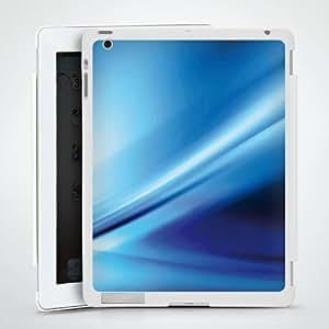 Tablette Case étui Coque pour Apple iPad 2 HardCase white - Aero