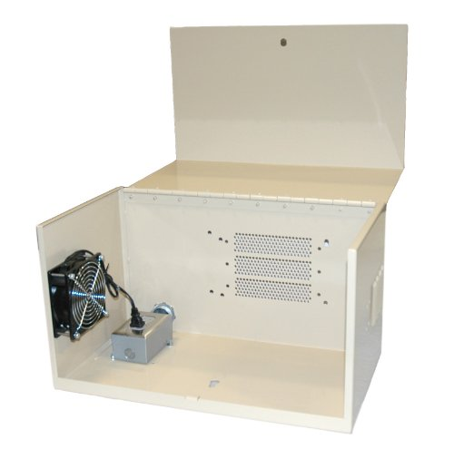 Outdoor Water Solutions Eau0199 Electric Aerator Steel Cabinet