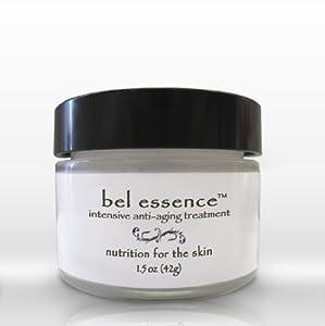 Bel Essence All-Natural Anti-Wrinkle Treatment - Intensive Anti Aging, Facial Lift Skin Care Formula - 1.5oz