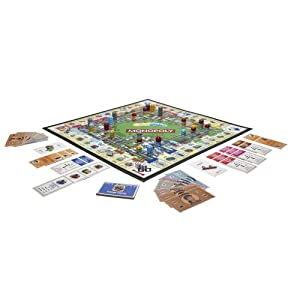 Zynga Cityville Monopoly Game