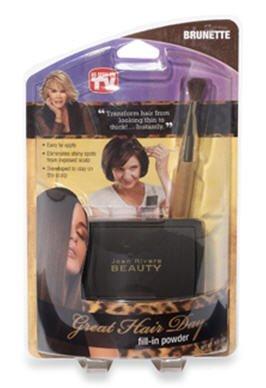 Joan Rivers Beauty Great Hair Day Fill In Powder- Brunette front-692337