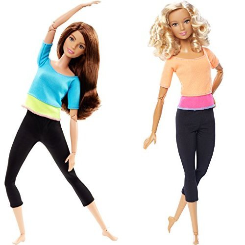 Barbie Made Move Orange Bundle