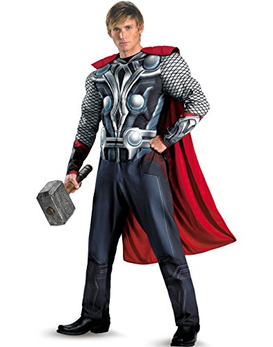 Thor Avengers Cls Muscle Costume