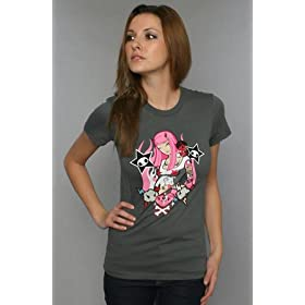 tokidoki The Pink Devil T-Shirt,T-shirts for Women