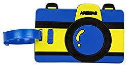 Ollington St. Collection School Bag Tag - Camera