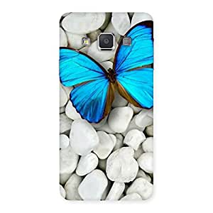 Awesome ButterFly Multicolor Back Case Cover for Galaxy A3