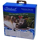 Drinkwell Outdoor Dog Fountain Replacement Filter Kit by Petsafe