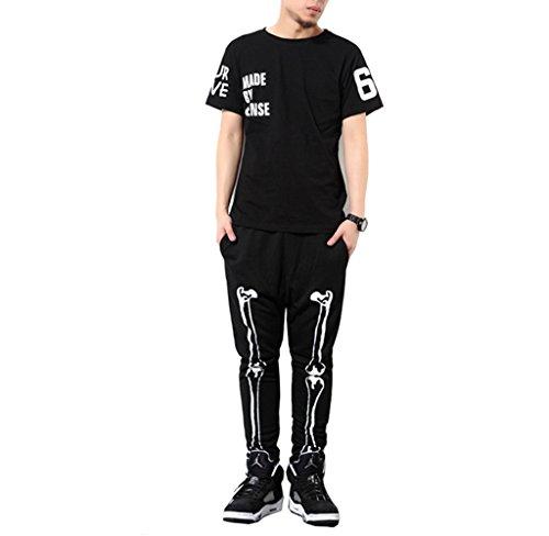 pizoff-uomo-hip-hop-pants-joggers-con-pannelli-con-stampa-a-scheletro-y0714-xl