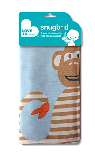 Love To Dream Snugbud Soother Blanket - Monkey