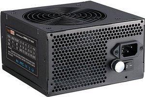 Techsolo TP-600 REV. B Alimentation PC Noir