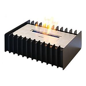 Ignis EBG1400 Ethanol Fireplace Grate Insert with Burner