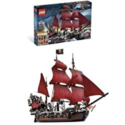 LEGO PIRATES QUEEN ANNE'S REVENGE
