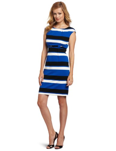 Calvin Klein Women's Umpire Waist Dress