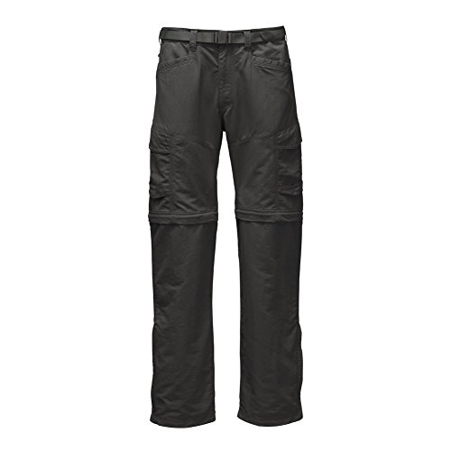 The North Face Men's Paramount Peak II Convertible Pant Asphalt Grey Pants XL X 32 (North Face Paramount Peak 2 Pants compare prices)