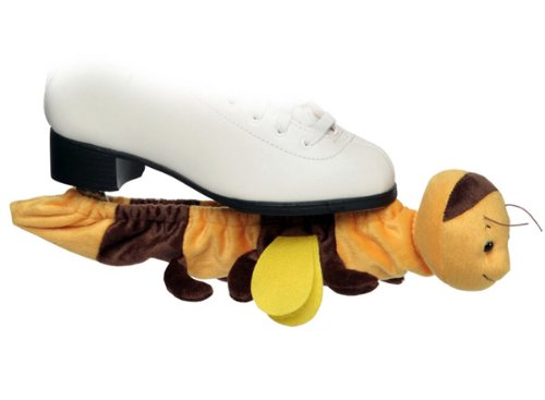 Ice Skate Blade Buddies - Bumble Bee