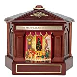 Original Mr Christmas Nutcracker Ballet Suite Animated Musical Display Gold Label Collection