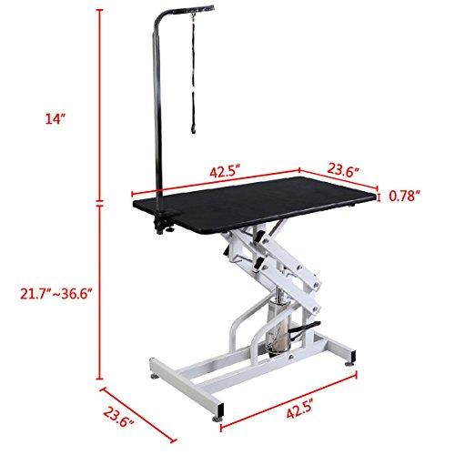 Hydraulic 36 Dog Lift : Giantex  z lift hydraulic pet dog