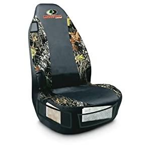 Camo Universal Bucket Seat Cover, BONE COLLECTOR
