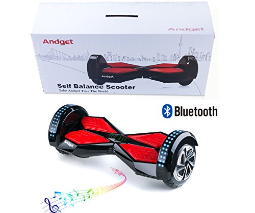 Andget Smart Self Balancing Scooter Review