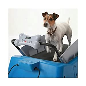 DogTread Small Dog Treadmill For Dogs Upto 30 Pounds - Without K9 Fitness Program