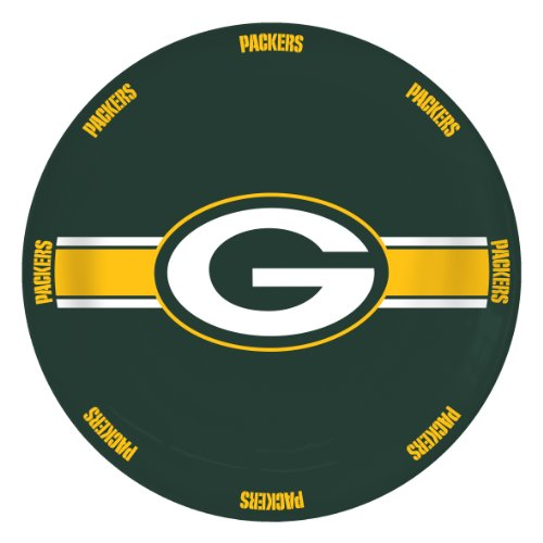 Green Bay Packers Plates, Packers Plates, Packer Plates