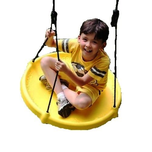 Swing Spinner Glider Outdoor Play Toys Games Playground Playset Childrens Kids Toddlers