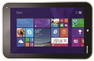 "Toshiba WT8-A-103 Tablette Tactile 8 "" Intel Windows 8.1 Argent, Jaune"