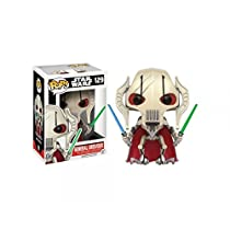 Funko POP! Star Wars General Grievous Vinyl Collectible #129 Exclusive