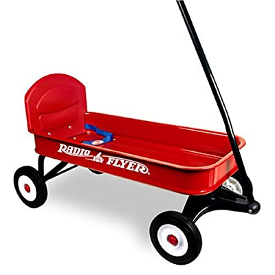 Radio Flyer 93b Ranger Wagon