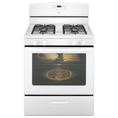 AMANA-AGR5330BAW-30-inch-51-Cu-Ft-Single-Oven-Free-Standing-Gas-Range-White-109024