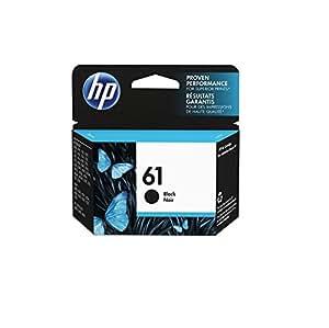 HP 61 Black Original Ink Cartridge (CH561WN#140)
