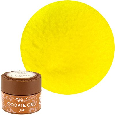 Natural Field Cookie GELクッキージェル イエロー