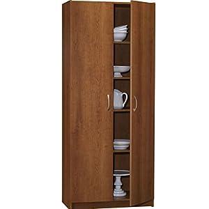 Ameriwood 7348025by Double Door Pantry 30