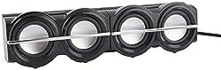 Zebion Muze Bolt Speakers - Center Detachable
