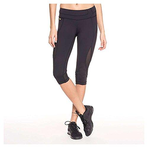 Lole Women's Run Capri, Black, X-Small
